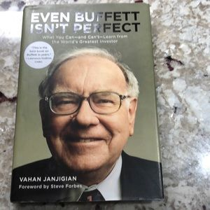 Even Buffet Isn't Perfect